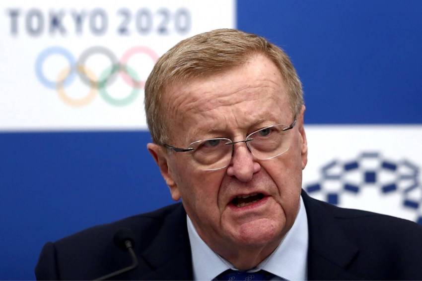 IOC Veep Arrives In Tokyo For Final Olympic Preparation
