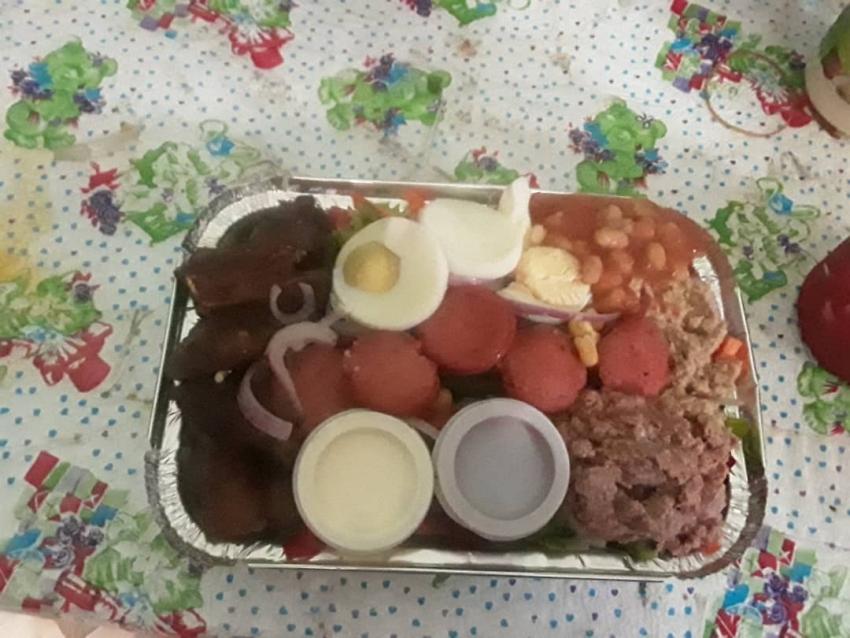 Anny's Kitchen, Friday Waakye Special.