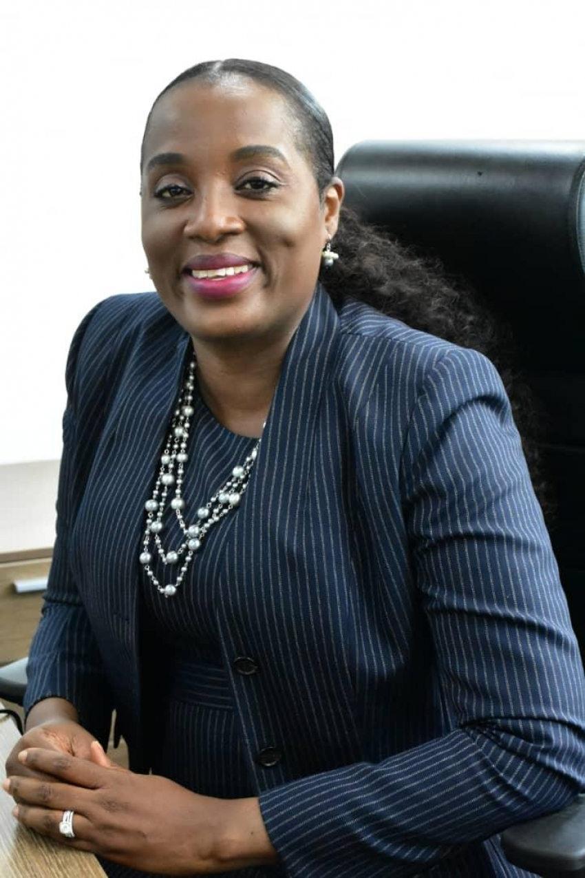 Mrs. Antoinette Kwofie Appointment As Chief Finance Officer Of Scancom Plc (MTN Ghana)