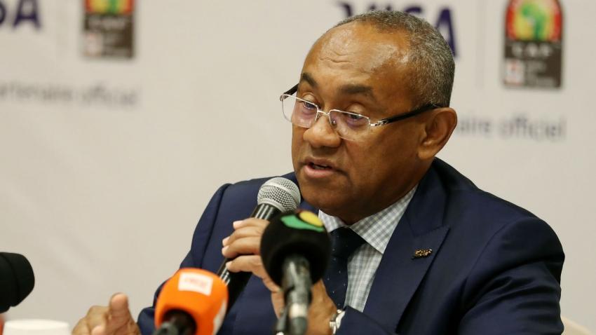 Ahmad Ahmad congratulates Prez Nana Addo as new ECOWAS chairman