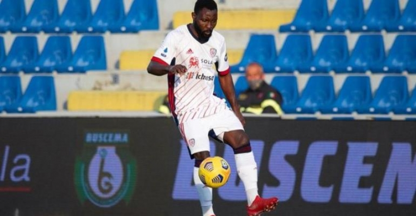 Ghana's Kwadwo Asamoah becomes most capped African in Serie A history