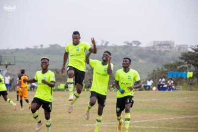 MC Algiers grab Dreams FC star Joseph Esso