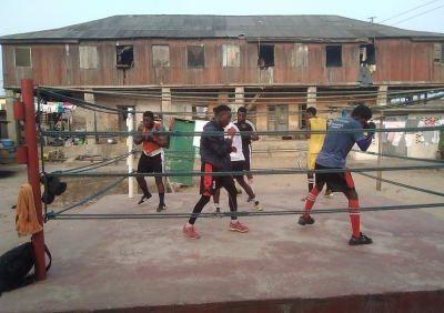 Profile: Akotoku Academy (Home of Boxing Champions)