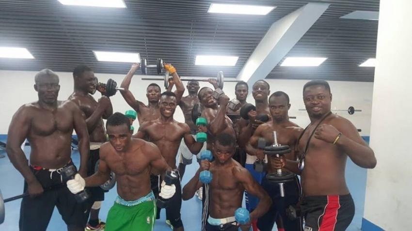 Black Bombers to restart training on Nov. 9