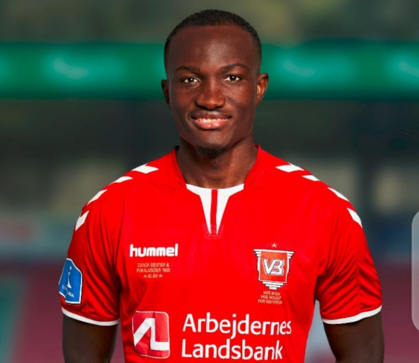 Raphael Dwamena's Contract Terminated By Danish Club After Heart Problem