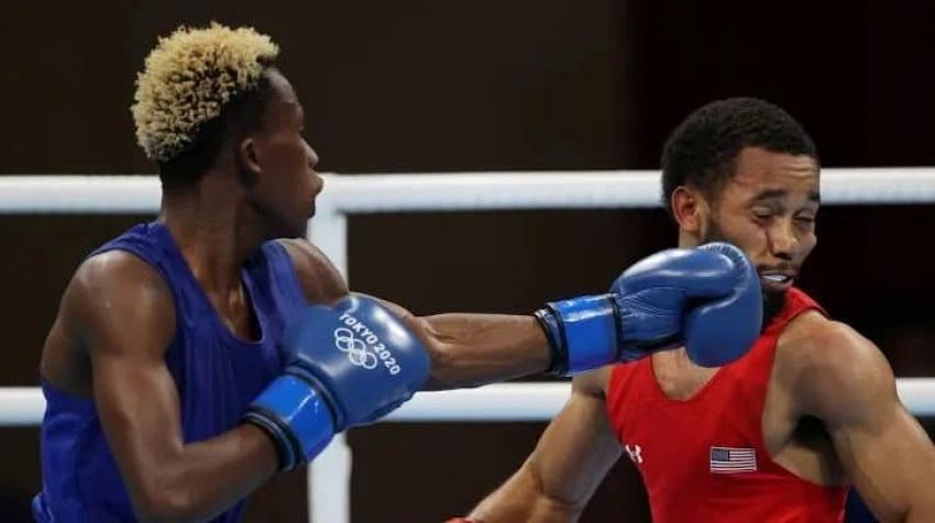 Tokyo 2020: Samuel Takyi Fulfills Promise - Wins Olympic Bronze Medal