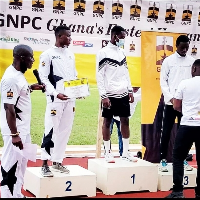 2021 GNPC Ghana Fastest Human At Cape Coast: Athletes Gear Up For More Action