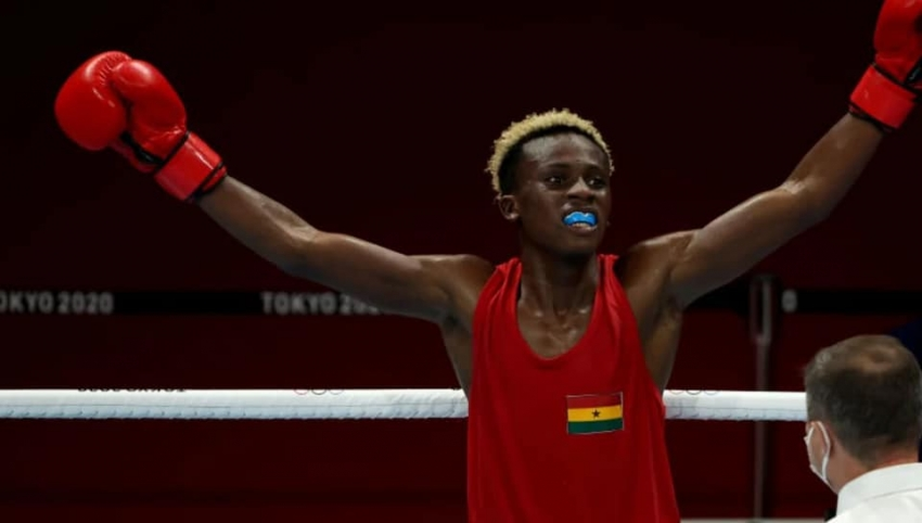 """Tokyo 2020:""""I Am Focused And Determined For Gold"""" Says The Ring Warrior"""