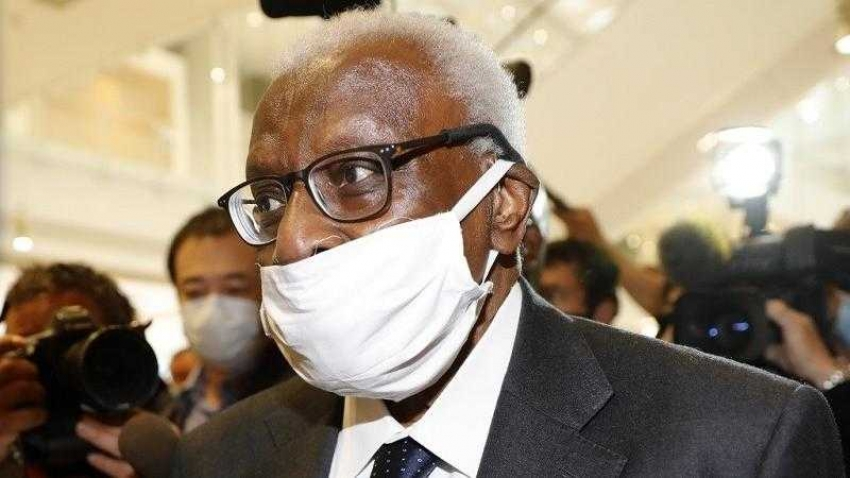 Former IAAF president Lamine Diack sentenced to prison for corruption