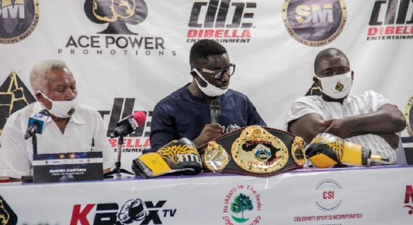 Ace Power Promotions And Street Wise Promise WBO Africa Title Cracker Between Oluwaseun Wahab And Anthony Moloisane On July 10
