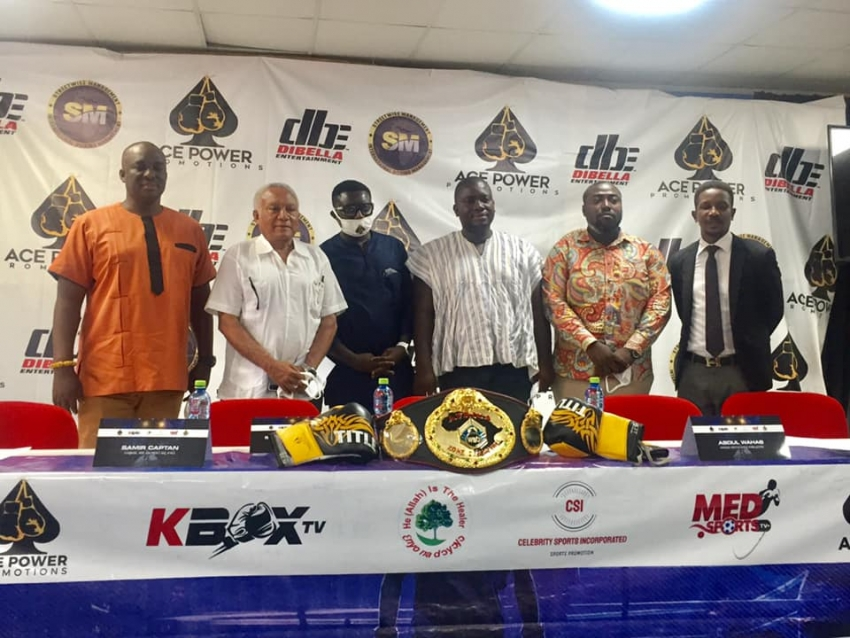 Ace Power Promotions Presents Joshua Oluwaseun Versus Anthony Moloisane In 'WAR ZONE'