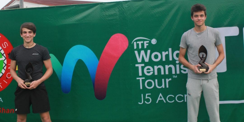 Europeans shine in Tennis Foundation Ghana ITF Accra J5 Open First Week