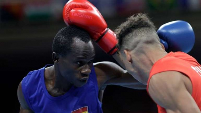Tokyo 2020: Ghana Captain Suleimanu Tetteh Loses 5 - 0 To Skillful Cuban Veitia Yosbany