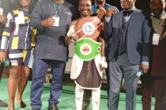 Cabic Boxing Promotions -  Idrowhyt Big Fight Night Results at glance